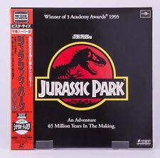 04309 F/S by Air Mint Laserdisc Jurassic Park Flyer [Pilp-1928] w/Obi from Japan