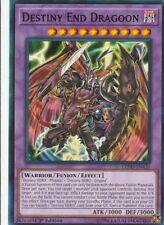 YUGIOH CARD DESTINY END DRAGON LEHD-ENA31 1ST EDITION