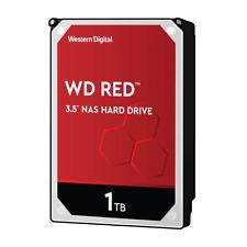 "3,5"" NAS HARD DISK DRIVE 1TB WESTERN DIGITAL RED  NASWARE 3.0 2060-800006-001 P1"