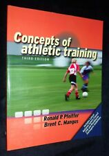 Concepts of Athletic Training / Ronald P. Pfeiffer | 2001 Book Only