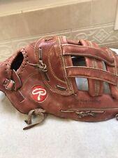 "New listing Rawlings SG 96 13.25"" Baseball Softball Glove Right Handed Throwing"