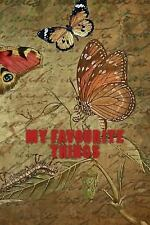 My Favourite Things by Wild Pages Wild Pages Press Journals & Notebooks...