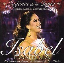 Isabel Pantoja : Sinfonia De La Copla [us Import] CD (2006)
