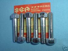 SUZUKI 01204-08357 8x35mm BOLTS TS185 TS250 GS750 GS1000 GT550 GT750 RM125 RM250