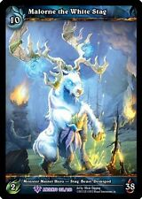 World of Wacraft WOW TCG WAR OF THE ANCIENTS : MALORNE EA EXTENDED ART