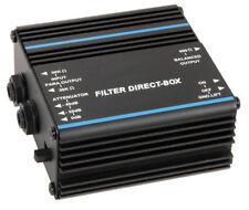 Chord/qtx injection directe di boîte de filtre bargain!!!