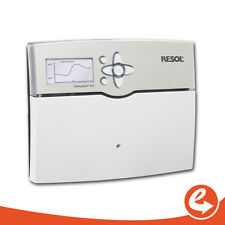 Solarregler DeltaSol MX Resol Komplettpaket mit 6 Sensoren PT 1000