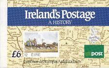 Irlanda Ireland Eire 1990 Libretto L 719 anniv emissione 1 francobollo MNH