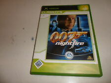 XBox  James Bond 007 - Nightfire Classics (3)