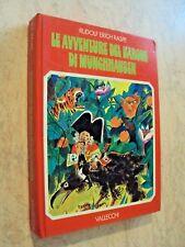 Raspe - LE AVVENTURE DEL BARONE DI MUNCHHAUSEN - Vallecchi 1971 -ill. MARANTONIO