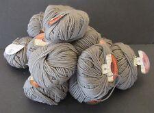 14 Shepherd COUNTRY LIFE 50 g Grey Green Wool Balls Skeins New Zealand