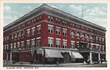 ANNISTON AL 1915-30 Long Gone Alabama Hotel VINTAGE ALABAMA GEM+++ 497