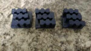 Husqvarna ELITE GRIND G1483 T 3 Pk 1720 RPM 20 Grit Triple Convex Diamond Tool