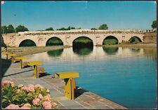 AA7780 Rimini - Ponte di Tiberio - Cartolina postale - Postcard