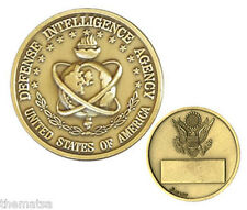 DIAC DEFENSE INTELLIGENCE AGENCY BRONZE  CHALLENGE COIN