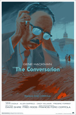The Conversation by Laurent Durieux and Francois Schuiten mondo Poster Print Art
