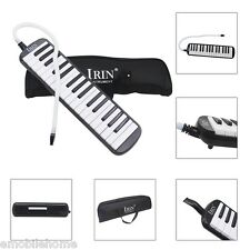 IRIN Portable 32 Key Melodica Student Harmonica with Bag Children's Day Gift
