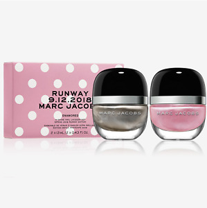 Limited Edition New Original Marc Jacobs ENAMORED Hi-Shine Nail Lacquer Box Set