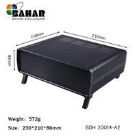 Elektrische Gehäuse Kunststoffgehäuse Weiß Schwarz Leergehäuse ABS Box Bahar IP