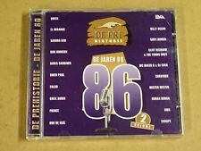 CD / DE PREHISTORIE DE JAREN 80 1986 - VOLUME 2