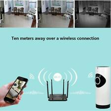 360 Degree Panorama CCTV Wifi P2P Surveillance Fisheye Security IP Camera Cam ED