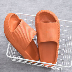 Pillow Slide Sandal Ultra-Soft Slippers Extra Soft Cloud Home Shoes Anti-Slip QN