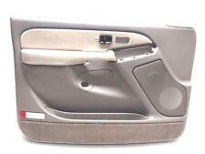 Original 2005 Chevrolet Tahoe B2W Türverkleidung Türpappe vorne links # 15772378