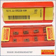 R215.44 090208 AAM SM30 SANDVIK*** 10 INSERTS *** FACTORY PACK ***