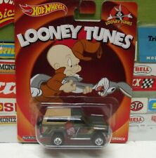 HOT WHEELS 1:64 POP CULTURE LOONEY TUNES '85 FORD BRONCO BDT10