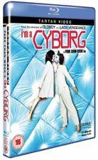 I'm a Cyborg 5023965383921 With Rain Blu-ray Region B