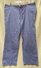 Dickies Ciel Blue Size Xl Scrub Pants Style 83006