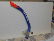 New listing Us Divers Blue & Blaze Orange Vented Snorkel