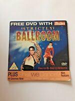 Strictly Ballroom (DVD, 2011) - Promo DVD - Richard Gere - Jennifer Lopez