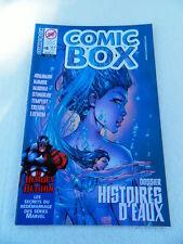 Comic Box 8 . Cov 1/2 - Avec Poster - TSC 1999