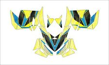 SKI DOO BRP REV XP XM XR Z SUMMIT GRAPHICS DECAL WRAP 163 154 146 137 new 1