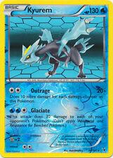 Pokemon CCG BW Noble Victories Kyurem - 34/101 (Reverse Foil) NM