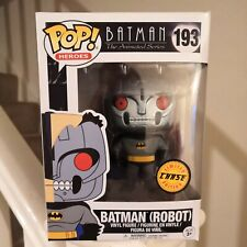 Funko Pop Heroes Batman The Animated Series Batman Robot Chase Edition 193