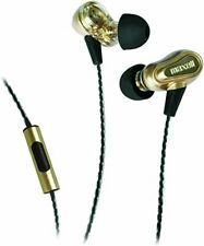 MAXELL BASS 13 DUAL-DRIVER IN-EAR EARBUDS WITH MICROPHONE