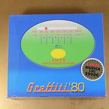 [AN-159] CD - GRAFFITI '80 - I MITI MUSICA - 1999 BMG - OTTIMO