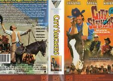 CITY SLICKERS - Double sleeve -VHS -PAL -NEW -Never played! -Original Oz release