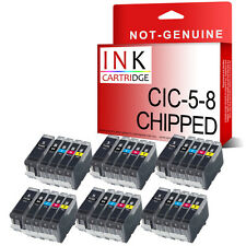 30 Ink Cartridges for Canon Pixma iP4200 IP4300 iP5200 MP500 MP600R MP800R MX850