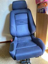 Recaro Ergomed DS Sportsitz mit Ventilation und Sitzheizung