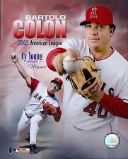 Bartolo Colon Anaheim Angels Licensed Unsigned Baseball 8x10 Glossy Photo (C)