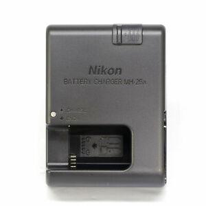 Original Nikon MH-25a Charger for Nikon EL15a EL15b D610 D750 D7200 D800 D810 V1