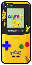 Pokemon Gameboy iPhone 4 s 5 6 Samsung S3 4 5 6 7 Sony HTC Case Cover