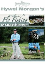 Hywel Morgan's Stillwater  Fly Fishing The Main Course   DVD  (Brand New)