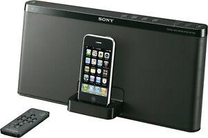 Sony RDPX60IP iPod Docking-Lautsprecher iPhone Bluetooth Soundstation
