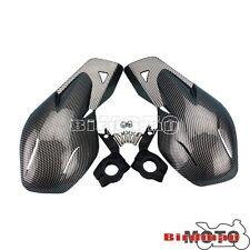 Motorcycle Carbon Handguards Hand Guard Protector For Honda Suzuki Yamaha KTM