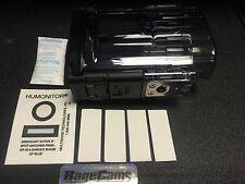 Sony SPK-AZ1 HDR-AZ1  Underwater Dive Housing Waterproof Camera Case+4 Anti Fogs
