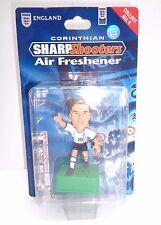 Corinthian Sharp Shooters Air Freshener Michael Owen Eng Football Collectable